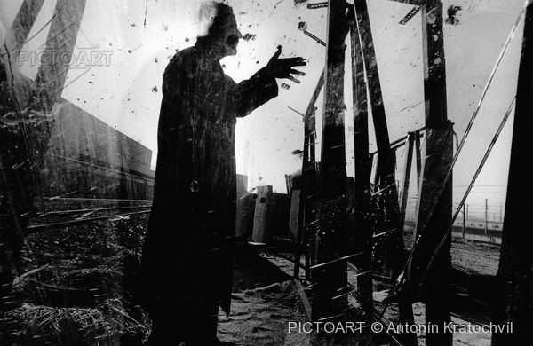 """Limitované edice  fotografie s názvem """"Jean Reno"""" <span class=""""note"""">(autor: Antonín Kratochvíl)</span>"""
